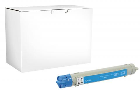 CIG Non-OEM New High Yield Cyan Toner Cartridge for Dell 5100