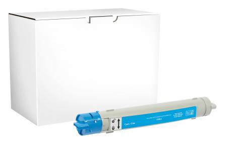CIG Non-OEM New High Yield Cyan Toner Cartridge for OKI 42804503/42127403