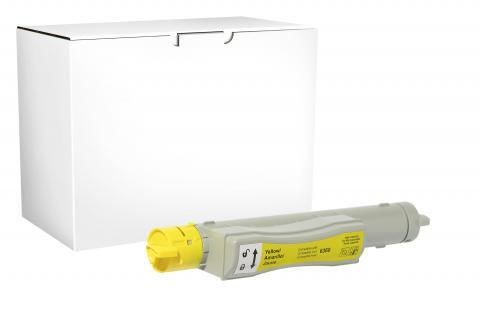 CIG Non-OEM New Yellow Toner Cartridge for Xerox 106R01216/106R01220