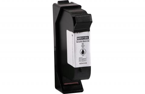 Specialty Ink Remanufactured Postage Meter Versatile Black High Definition Ink Cartridge for Collins CM902