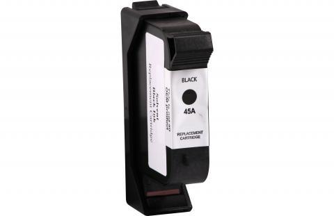 Specialty Ink Remanufactured Hybrid Dye & Pigment Black Ink for Collins HTWK-1818