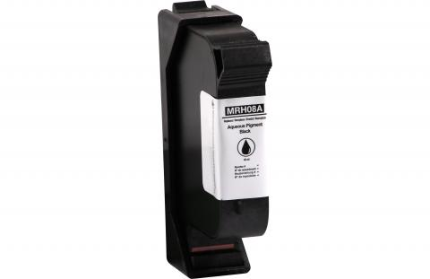 Specialty Ink Remanufactured Postage Meter Aqueous Pigment Black Ink Cartridge for Collins MAX 3