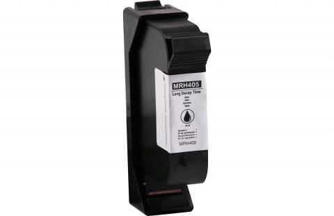 Specialty Ink Remanufactured Postage Meter Long Decap Black Ink Cartridge for Data-Pac DIB-C-0091