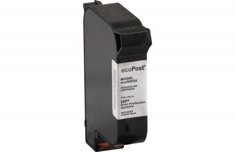 ecoPost Remanufactured HP (C9050A) Aqueous Ink Cartridge