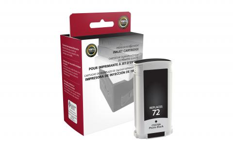 CIG Black Ink Cartridge for HP C9370A (HP 72)