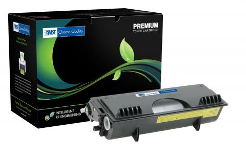 MSE Remanufactured High Yield Toner Cartridge for Brother TN560