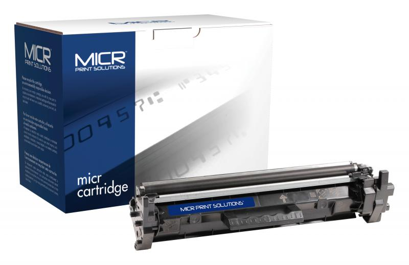 MICR Print Solutions Genuine-New MICR Toner Cartridge for HP CF217A (HP 17A)
