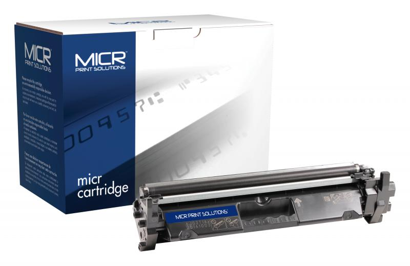 MICR Print Solutions Genuine-New High Yield MICR Toner Cartridge for HP CF230X (HP 30X)