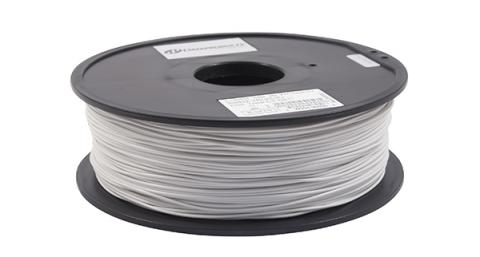 3D Filaments Non-OEM New ABS Filament White - 1kg/roll