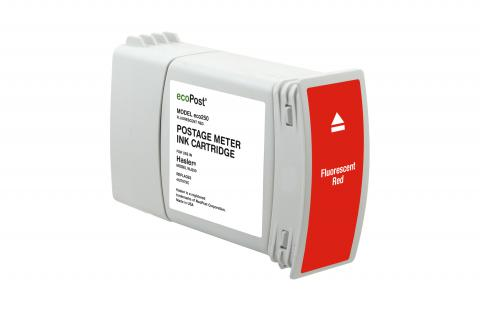 Specialty Ink Remanufactured Hasler 4127979C Postage Meter Red Ink Cartridge