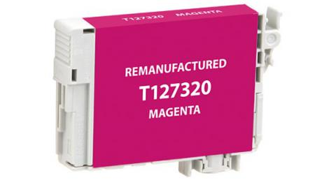 EPC Remanufactured Magenta Ink Cartridge for Epson T127320