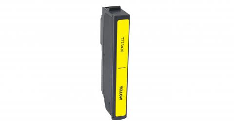 Epson Remanufactured Yellow Ink Cartridge for Epson T273420