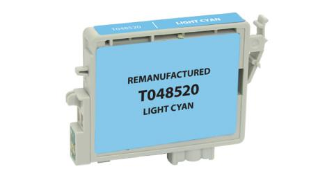Epson Remanufactured Light Cyan Ink Cartridge for Epson T048520