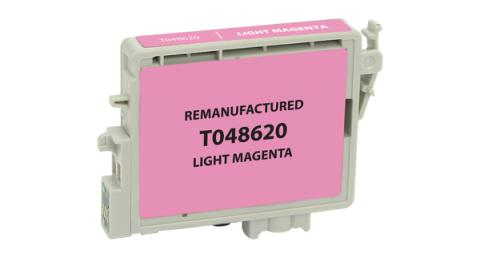 Epson Remanufactured Light Magenta Ink Cartridge for Epson T048620