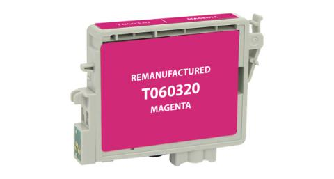 EPC Remanufactured Magenta Ink Cartridge for Epson T060320