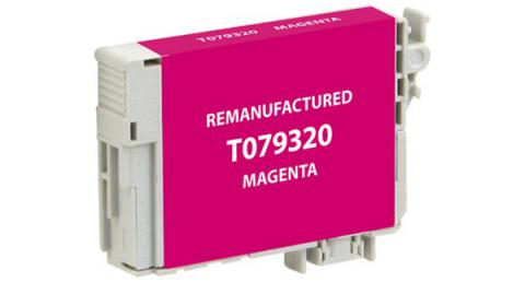 EPC Remanufactured High Yield Magenta Ink Cartridge for Epson T079320