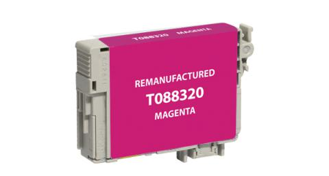 Epson Remanufactured Magenta Ink Cartridge for Epson T088320