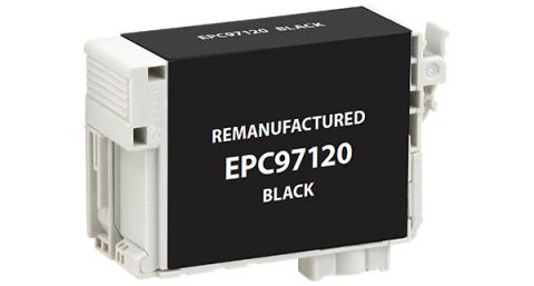 Epson Remanufactured Extra High Yield Black Ink Cartridge for Epson T097120