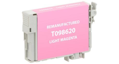 EPC Remanufactured Light Magenta Ink Cartridge for Epson T098620