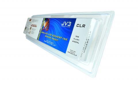 LC Non-OEM New Flush Fluid Wide Format Inkjet Cartridge for Mimaki JV3 (440ml)
