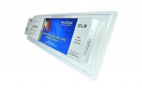 LC Non-OEM New Flush Fluid Wide Format Inkjet Cartridge for Mutoh VJ-MSINK3