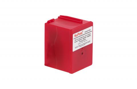 NuPost Remanufactured Postage Meter Red Ink Cartridge for Pitney Bowes 765-9