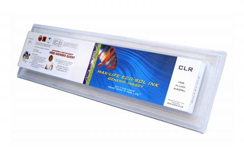 LC Non-OEM New Flush Fluid Wide Format Inkjet Cartridge for Roland ES4