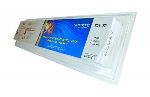 LC Non-OEM New Flush Fluid Wide Format Inkjet Cartridge for Roland ES5