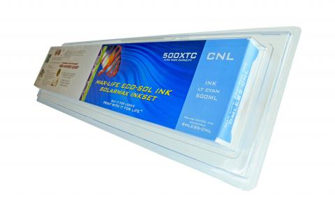 LC Non-OEM New Light Cyan Wide Format Inkjet Cartridge for Roland ES5