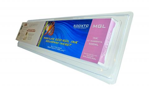 LC Non-OEM New Light Magenta Wide Format Inkjet Cartridge for Roland ES5