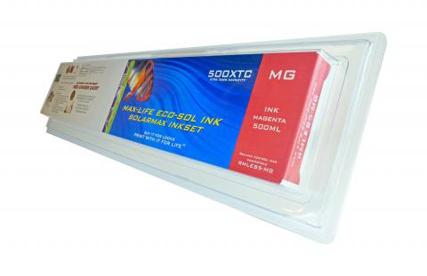 LC Non-OEM New Magenta Wide Format Inkjet Cartridge for Roland ES5