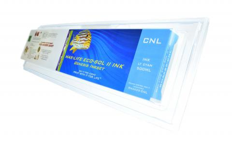 LC Non-OEM New Light Cyan Wide Format Inkjet Cartridge for Roland MAX 25