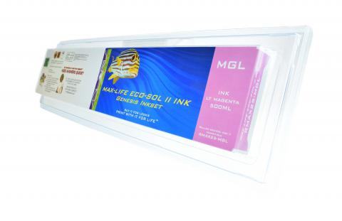 LC Non-OEM New Light Magenta Wide Format Inkjet Cartridge for Roland MAX 25