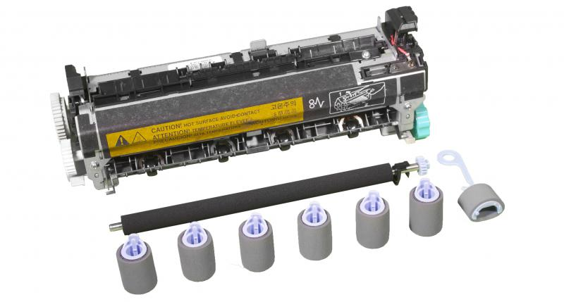 Depot International Remanufactured HP 4200 Maintenance Kit w/Aft Parts