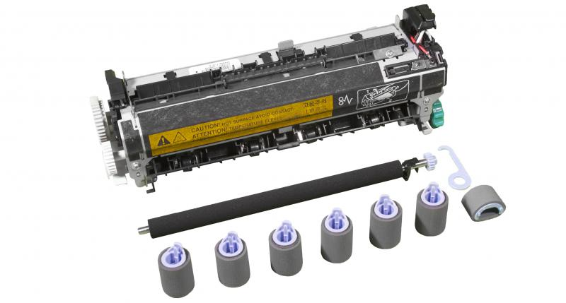 Depot International Remanufactured HP 4300 Maintenance Kit w/Aft Parts