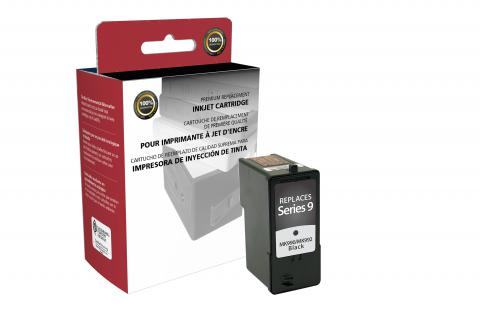 Clover Imaging Remanufactured High Yield Black Ink Cartridge for Dell Series 9