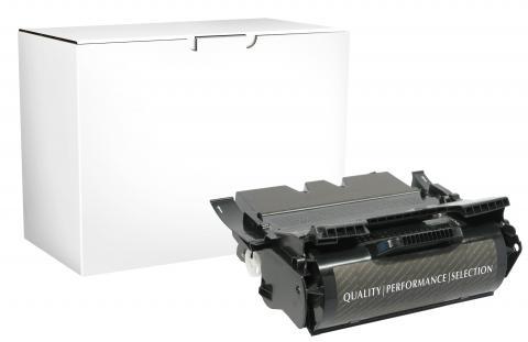 CIG Remanufactured Universal Ultra High Yield Toner Cartridge for Lexmark T640/T642/T644/X642/X644, Dell 5210N/5310N, IBM 1532/1552/1572