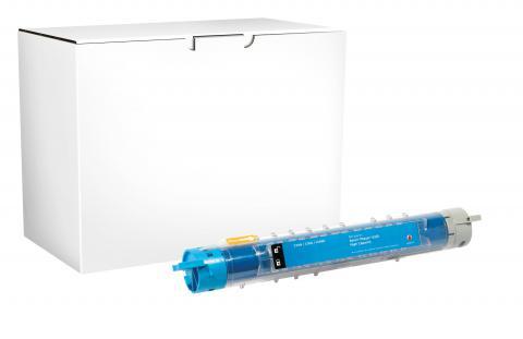 CIG Non-OEM New High Yield Cyan Toner Cartridge for Xerox 106R01144
