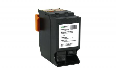 ecoPost Non-OEM New High Capacity Postage Meter Red Ink Cartridge for Quadient (NeoPost), Hasler IJINK678H/4102910P/WJINK-1/4124703Q