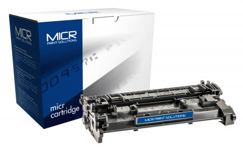 MICR Print Solutions Genuine-New MICR Toner Cartridge for HP CF226A