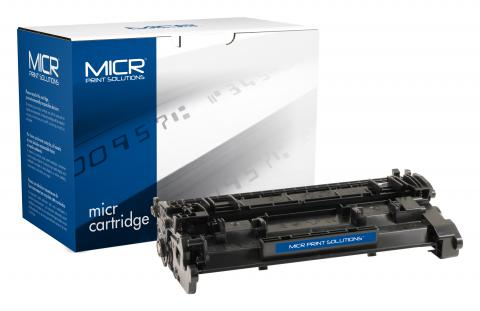 MICR Print Solutions New Replacement MICR Toner Cartridge for HP CF289A