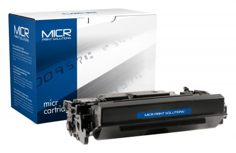 MICR Print Solutions New Replacement Extra High Yield MICR Toner Cartridge for HP CF289Y