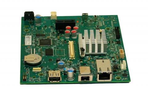 Depot International Remanufactured HP M604DN Formatter Board