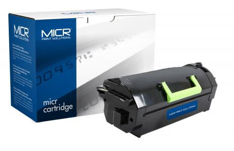 MICR Print Solutions New Replacement MICR High Yield Toner Cartridge for Lexmark MS817