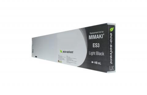 WF Non-OEM New Light Black Wide Format Inkjet Cartridge for Mimaki ES3 (SPC-0440LB)