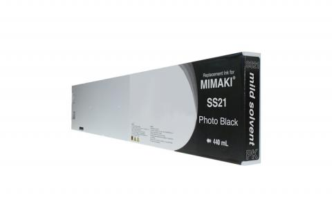 WF Non-OEM New Photo Black Wide Format Inkjet Cartridge for Mimaki JV33 (SPC-501PBK)