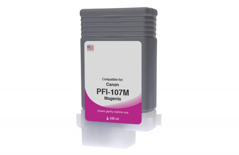 Canon - PFI-107, PFI-107M