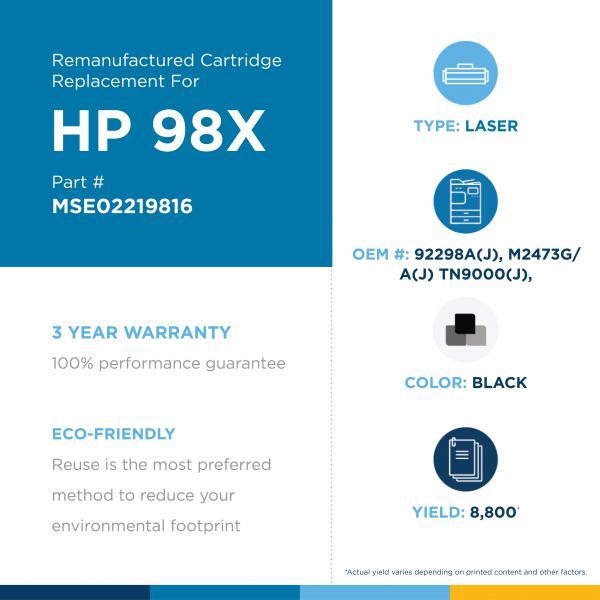 HP - 92298X