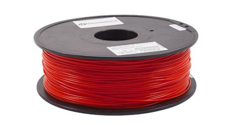 3D Filaments Non-OEM New ABS Filament Red - 1kg/roll
