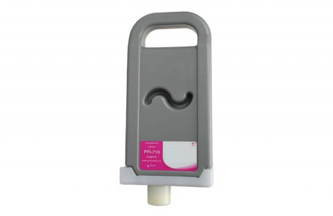 WF Non-OEM New Magenta Wide Format Ink Cartridge for PFI-710M (PFI-710)